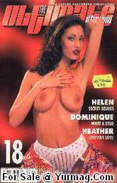 Vintage German Porn Magazine The ULTIMATE 18 - Sarah MC LEAN