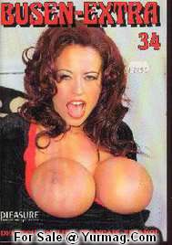 big boobs Donita DUNES magazines
