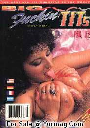 J.R CARRINGTON porn magazines